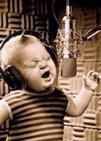 I was born to sing! Ha ha