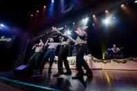 Performing at Dollywood